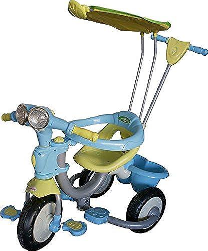 Kinder Fahrrad ARTI Duo 33-3 hellblau