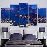 Suwhao Leinwand Gemälde Wandkunst Wohnkultur Drucke