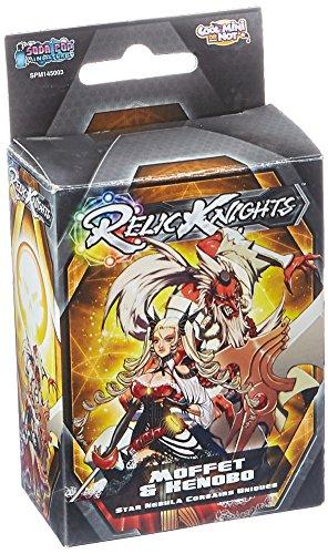 Relic Knights: Dark Space Calamity: Moffet Kenobo