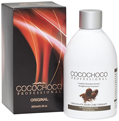 COCOCHOCO Professional brasilianisches Keratin Formaldehyd frei Hair Treatment, 250�ml