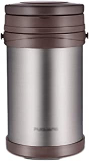 WCHCJ Thermal Stainless Steel Wide Mouth Thermos - Insulated Container with Lid Keeps Food Hot or Cold for Hours - Leak-Pr...