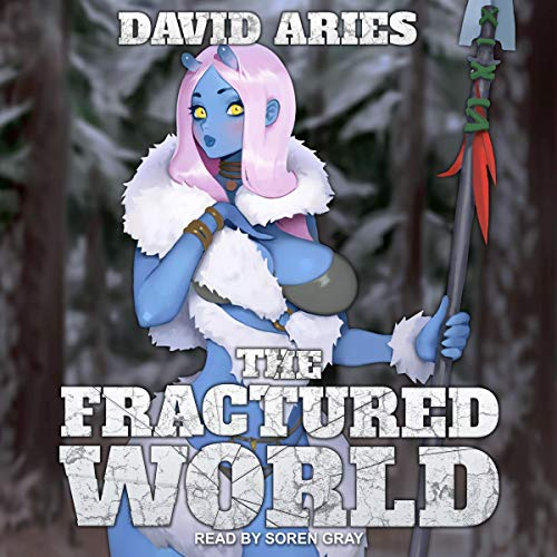 The Fractured World cover art