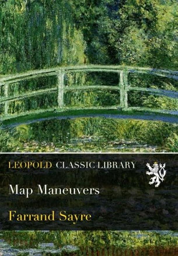 器具重荷広告主Map Maneuvers