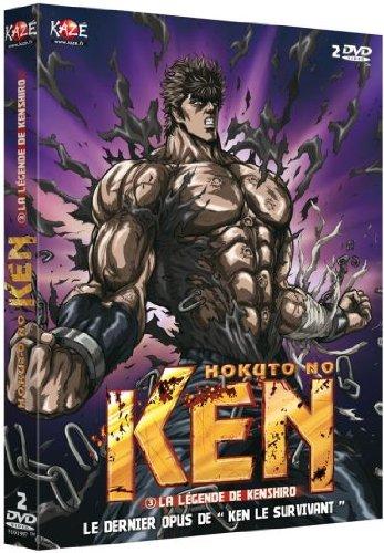 Hokuto no Ken, Film 3: la légende de kenshiro limitée [Édition Collector]