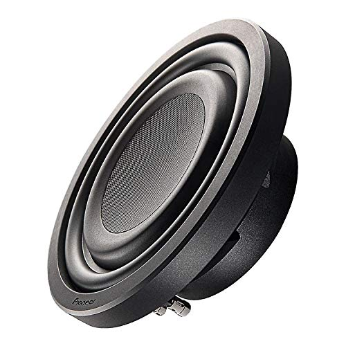"Pioneer 10"" Single 2 Ohm Voice Coil Subwoofer"