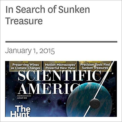 In Search of Sunken Treasure copertina