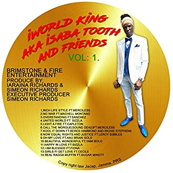 IWorld King AKA Isaba Tooth And Friends, Vol.1