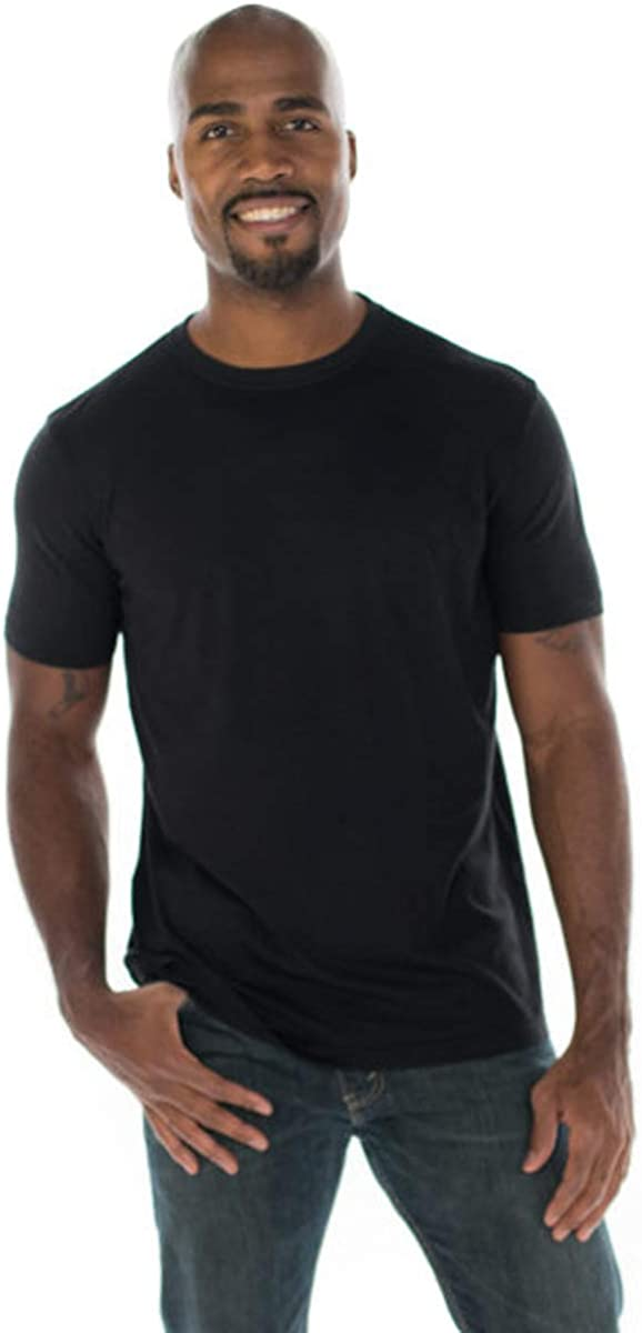 New sales ONNO Men's Translated Bamboo T-Shirt