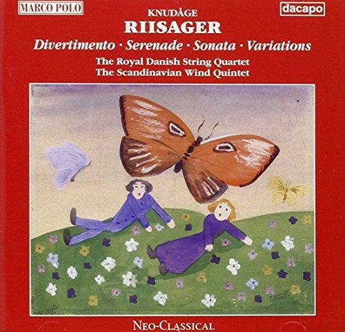 Kammermusik für Streichquartett und Bläserquintett