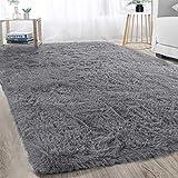 Soft Modern Indoor Large Shaggy Rug for Bedroom Livingroom Dorm...