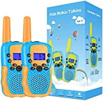 Selieve Toys for 4-14 Year Old Children's, Walkie Talkies for Kids 22 Channels 2 Way Radio Toy with Backlit LCD...