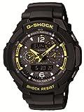 [カシオ] 腕時計 ジーショック GRAVITYMASTER 電波ソーラー GW-3500B-1AJF ブラック