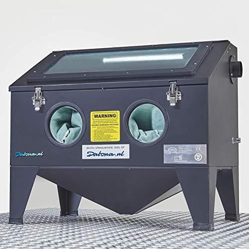Preisvergleich Produktbild Sandstrahlkabine Tischmodell - 175 Liter