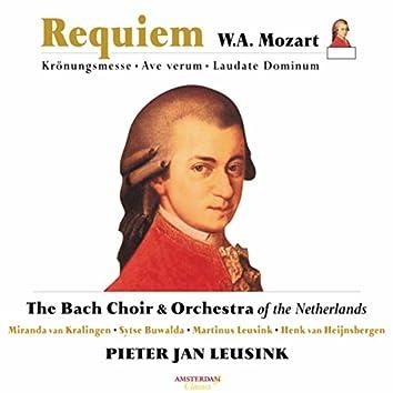Requiem - W.A. Mozart & Krönungsmesse