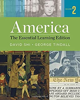 America: The Essential Learning Edition (Vol. 2)