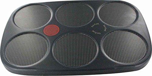 Tefal - Placa 6 tefal crepes