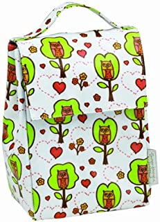 Sugarbooger Classic Lunch Sack, Hoot