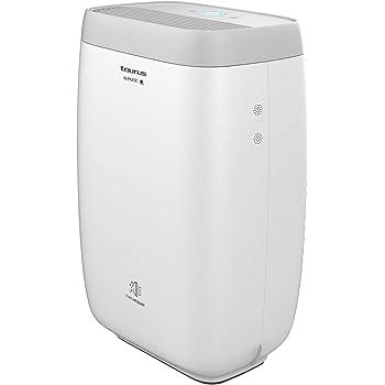 Taurus AP2040 Purificador de aire Hogar Oficina, Air Purifier con sensor nivel contaminación, Filtración Triple, EPA, carbón activo, 18/8 Stainless Steel: Amazon.es: Hogar
