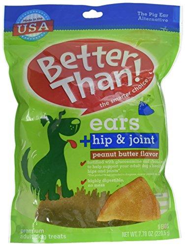 Better Than! Ears Hip & Joint Peanut Butter