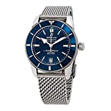Breitling Superocean Heritage II Automatic 46 mm Blue Dial Men's Watch AB2020161C1A1