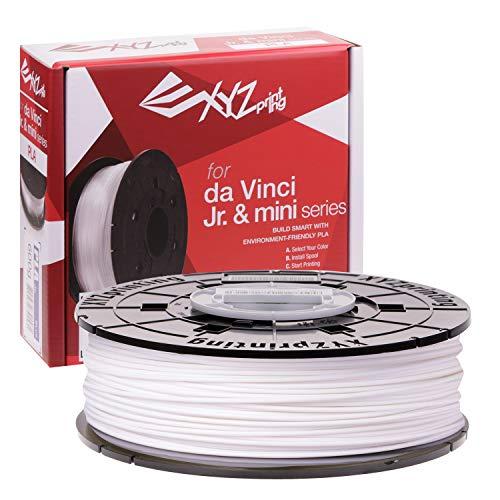 XYZprinting Tough PLA PLA Tough Filament-NFC, 600 g, Black, White