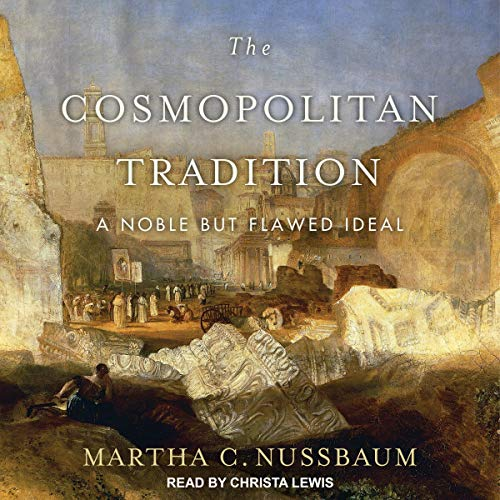 The Cosmopolitan Tradition audiobook cover art