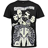 System of A Down - Elephant Ride - Men's T-Shirt L...