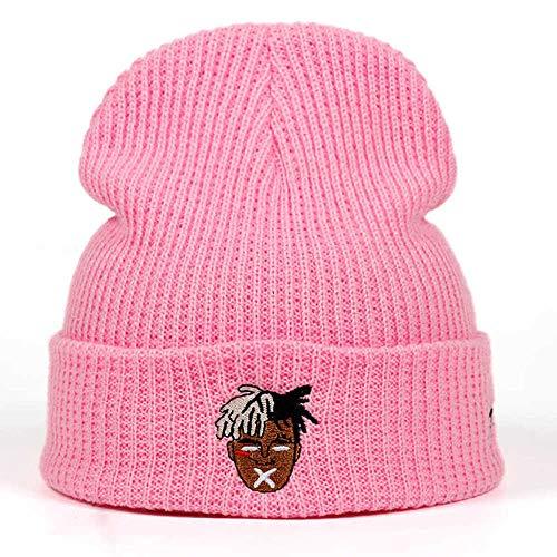 Xiaojie Gebreide mutsen voor mannen en vrouwen Dreadlocks Very Casual Beanies for Men Vrouwen Fashion Knitted Winter Hat Hip-Hop Skullies Cap Hats