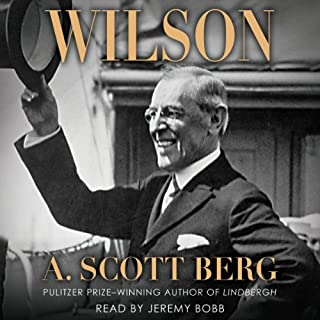 Wilson audiobook cover art