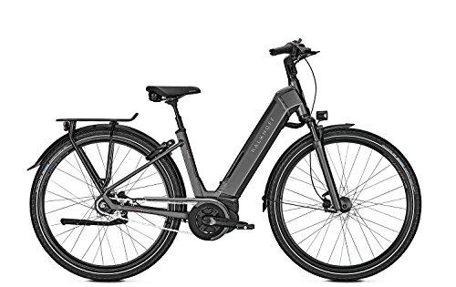 Kalkhoff E-Bike Image XXL 5.B 8G 13,4 Ah Wave 28' Freilauf - 170 kg zugel, Farben:Diamondblack matt, Rahmenhöhen:48