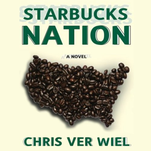 Starbucks Nation audiobook cover art