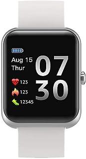 Reloj Inteligente S20 Pantalla táctil de 1,3 Pulgadas, Pantalla de 7 Idiomas, Reloj Deportivo a Prueba de Agua IP68, Adecuado para Android iOS