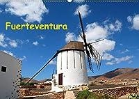 Fuerteventura (Wandkalender 2022 DIN A2 quer): Kanarische Inseln (Monatskalender, 14 Seiten )