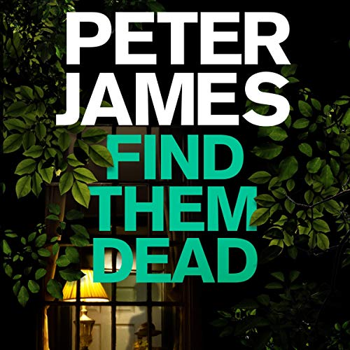 Find Them Dead audiobook cover art