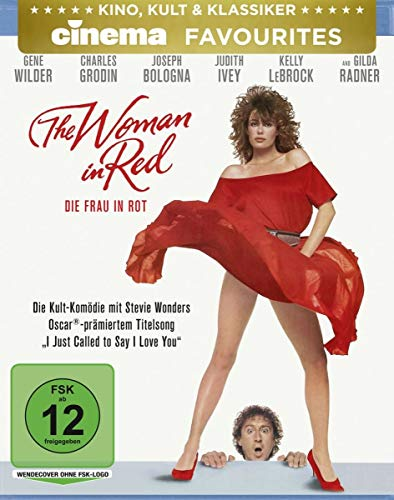 Die Frau in Rot - The Woman in Red (CINEMA Favourites Edition) [Blu-ray]