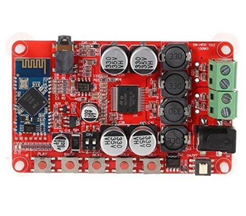 Q-BAIHE TDA7492P Bluetooth versterkerplaat audio ontvanger voorversterker Bluetooth CSR4.0 digitale versterker