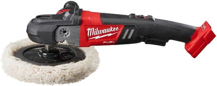 8. Milwaukee 2738- 20 Cordless Polisher