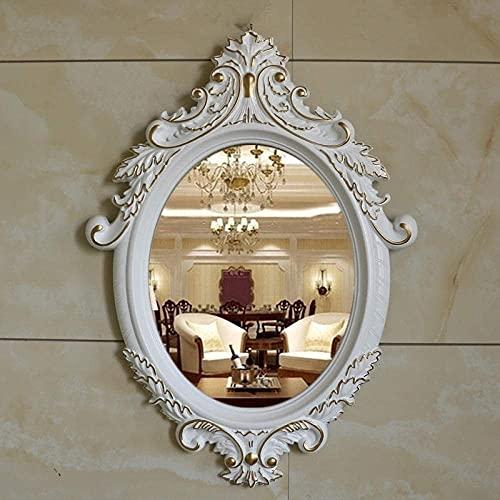 YYHAD Espejo baño, Espejo baño baño Espejo Montaje en Pared tocador decoración del hogar Espejo-3 (Color: 3),Espejo de Maquillaje (Color : 1)