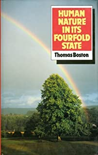 Human Nature in Its Fourfold State Hardcover June 1, 1964