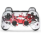 GADGETS WRAP 2 pcs Skin for PS3 for PS3 Controller Gamepad Controller