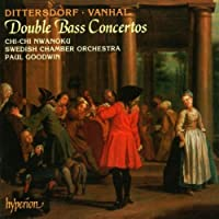 Double Bass Concertos (2001-01-09)