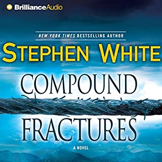 Compound Fractures audiobook cover art