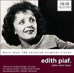 Edith Piaf: Adieu Mon Coeur / Les Croix / Chanson Bleue / Escale