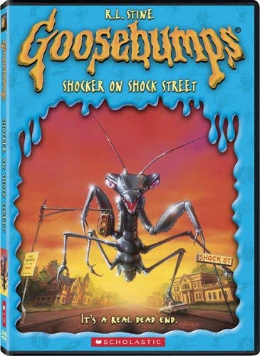 Goosebumps: Shocker on Shock Street [Import USA Zone 1]