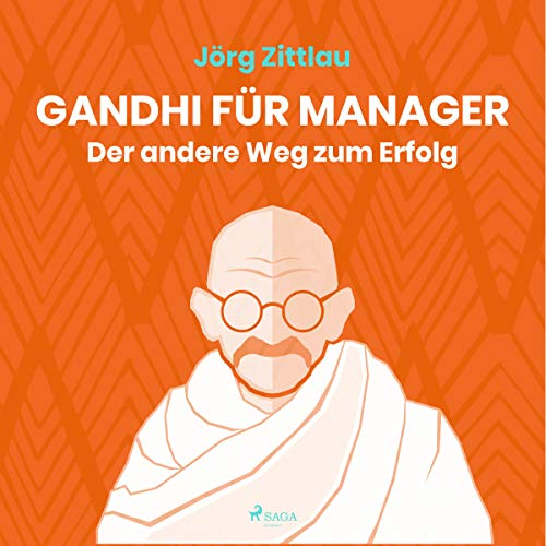 Gandhi für Manager Titelbild
