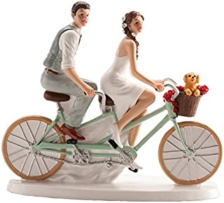 Best wedding cake topper bicycle Reviews