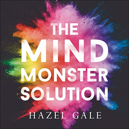 The Mind Monster Solution audiobook cover art