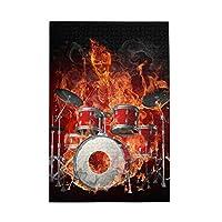 パズルFlame drum 1000ピース 木製パズルミニ 大人の減圧 絶妙な誕生日プレゼント