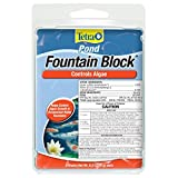 Tetra Pond Fountain Block 6 Count, Controls Algae Growth In Ornamental Fountains
