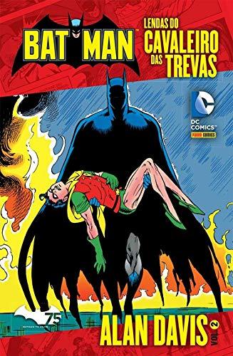 Batman Lendas do Cavaleiro das Trevas Alan Davis Vol. 2: 02